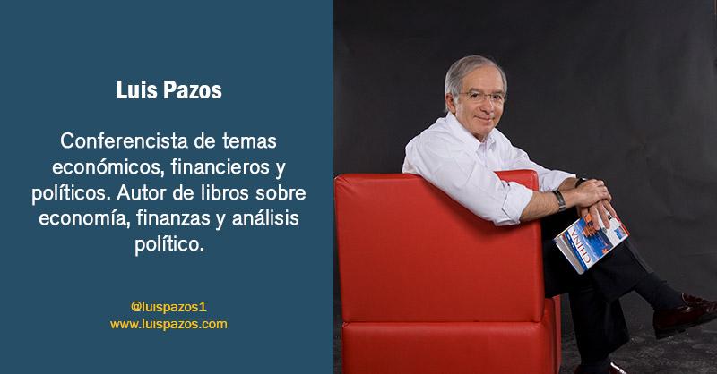 Quién es Luis Pazos