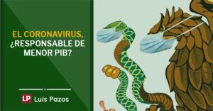 Lee más sobre el artículo El coronavirus, ¿responsable de menor PIB?