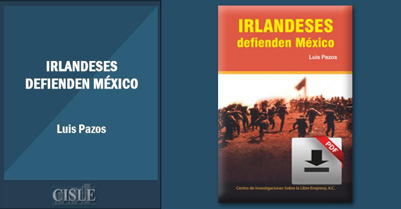 Irlandeses defienden México