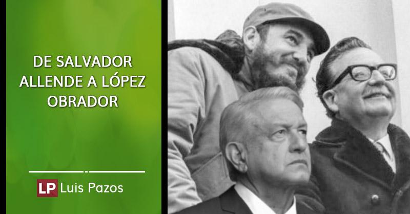 De Salvador Allende a López Obrador